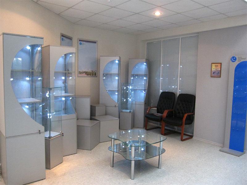 комплексное оформление офисного помещения, планировка офиса, офисная мебель, мебель для бизнеса, витрина, шкаф для документов